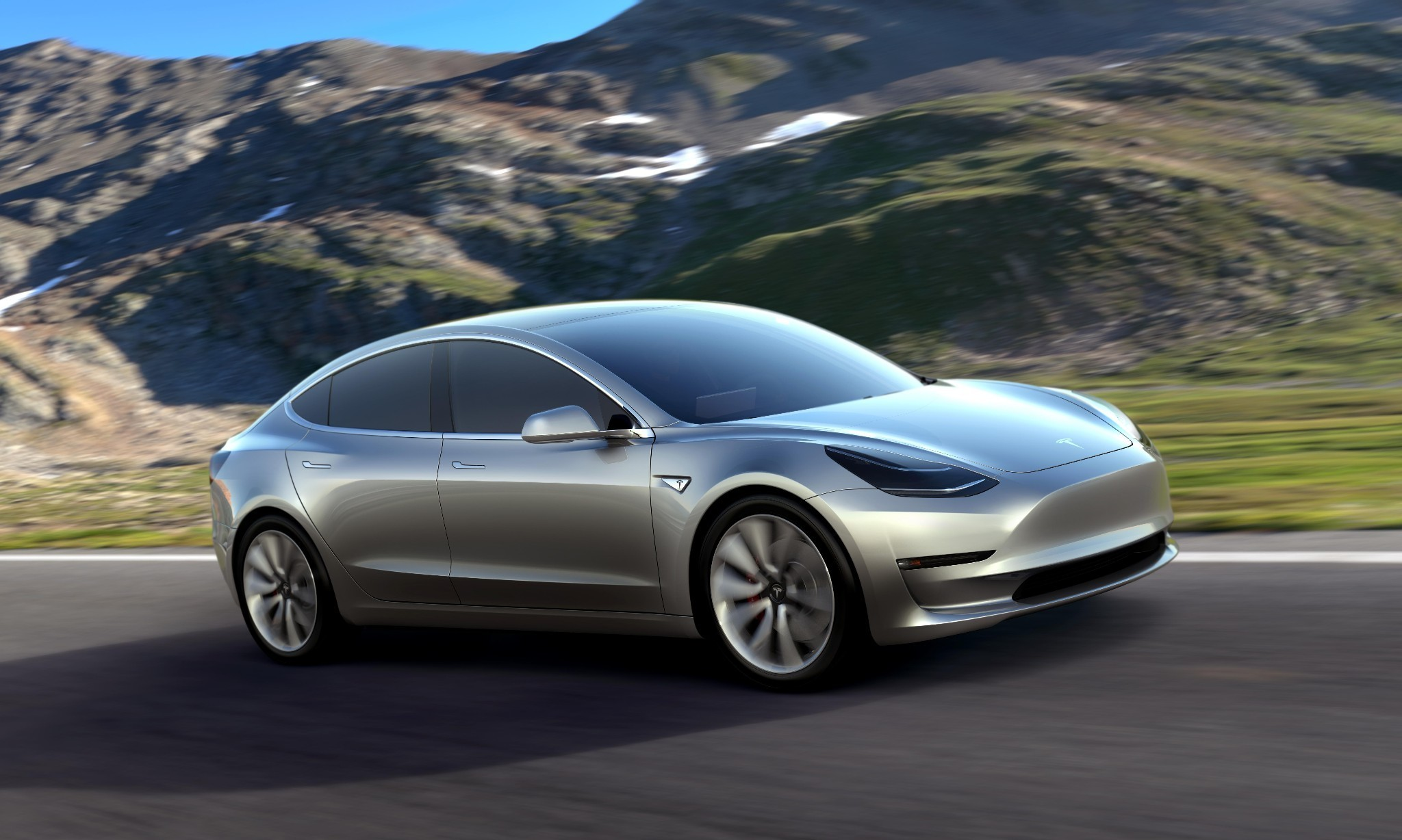 Is the Tesla 3 the electric car that will change everything?