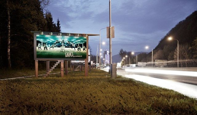 These Advertising Billboards Could Literally Be A Roof Over Someone's Head
