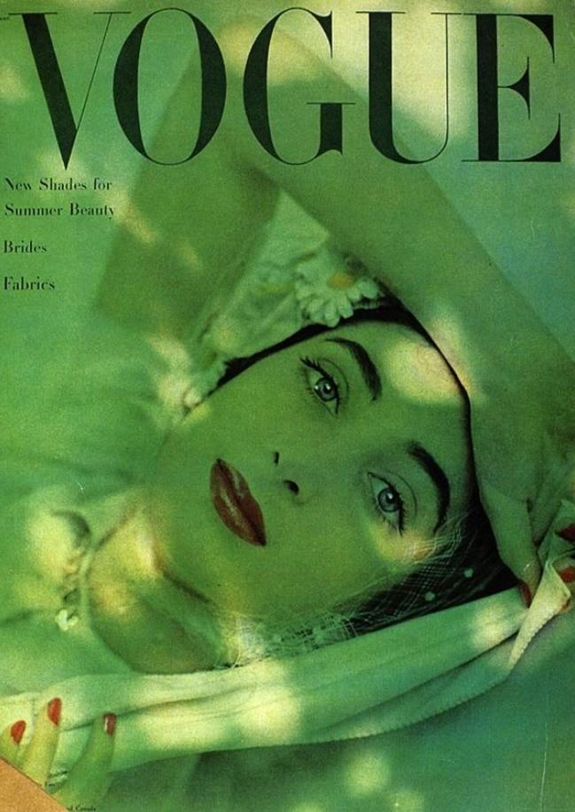 Green magazine - Magazine cover