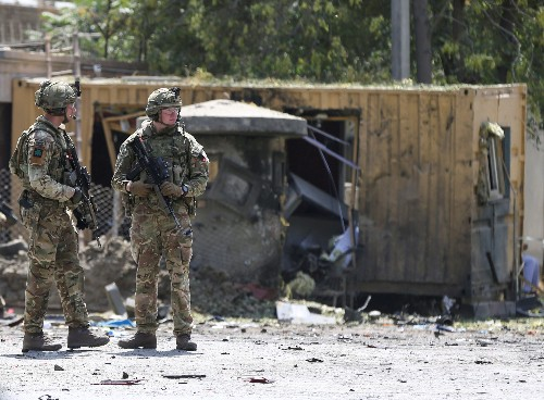 Germany warns against early troop withdrawal from Afghanistan