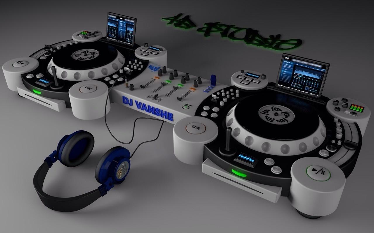 DJ Vanshe Console 4D Studio