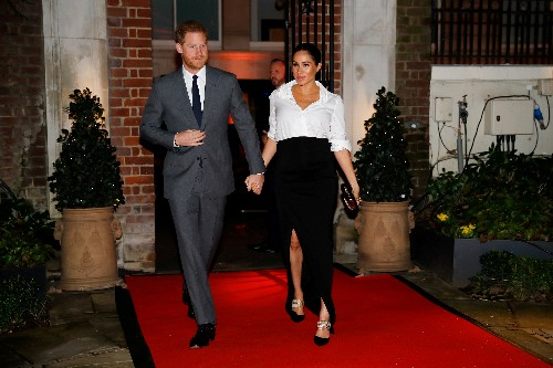 Britain's Harry and Meghan to champion cause of girls' education in rural Morocco
