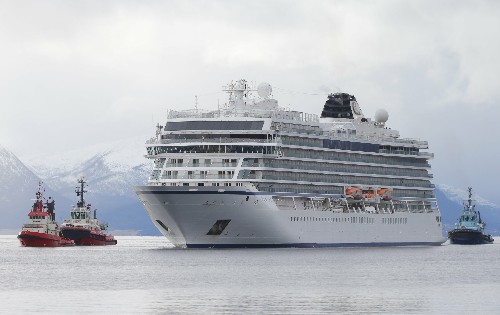 Norway opens probe into why cruise ship ventured into storm