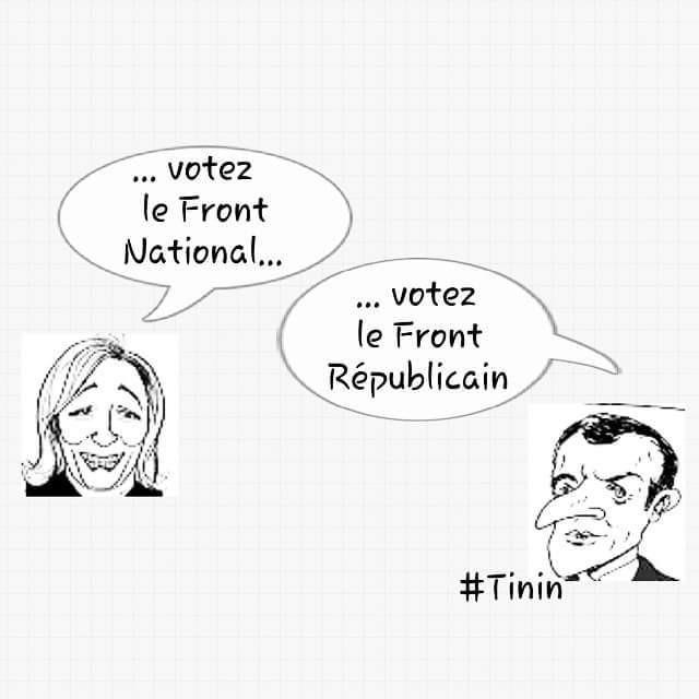 #FranceVote Entre deux tours, qui va se négliger au #front?