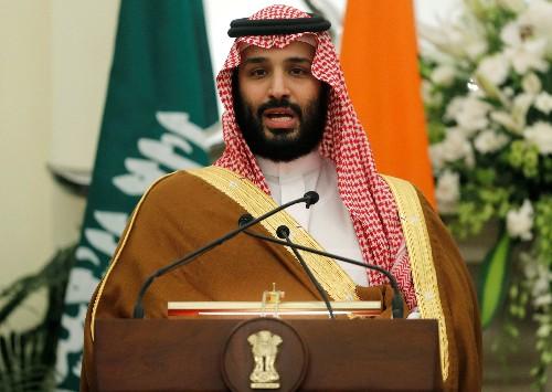 Undeterred by Khashoggi murder, global executives return to Saudi Arabia