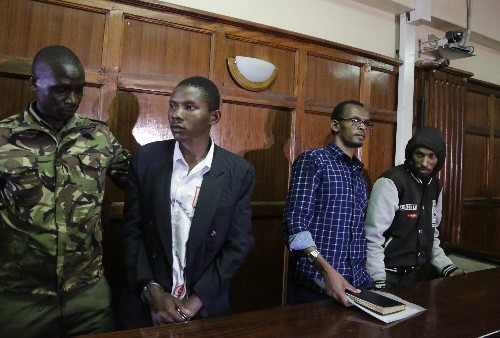 3 guilty in Kenya Garissa University attack that killed 148