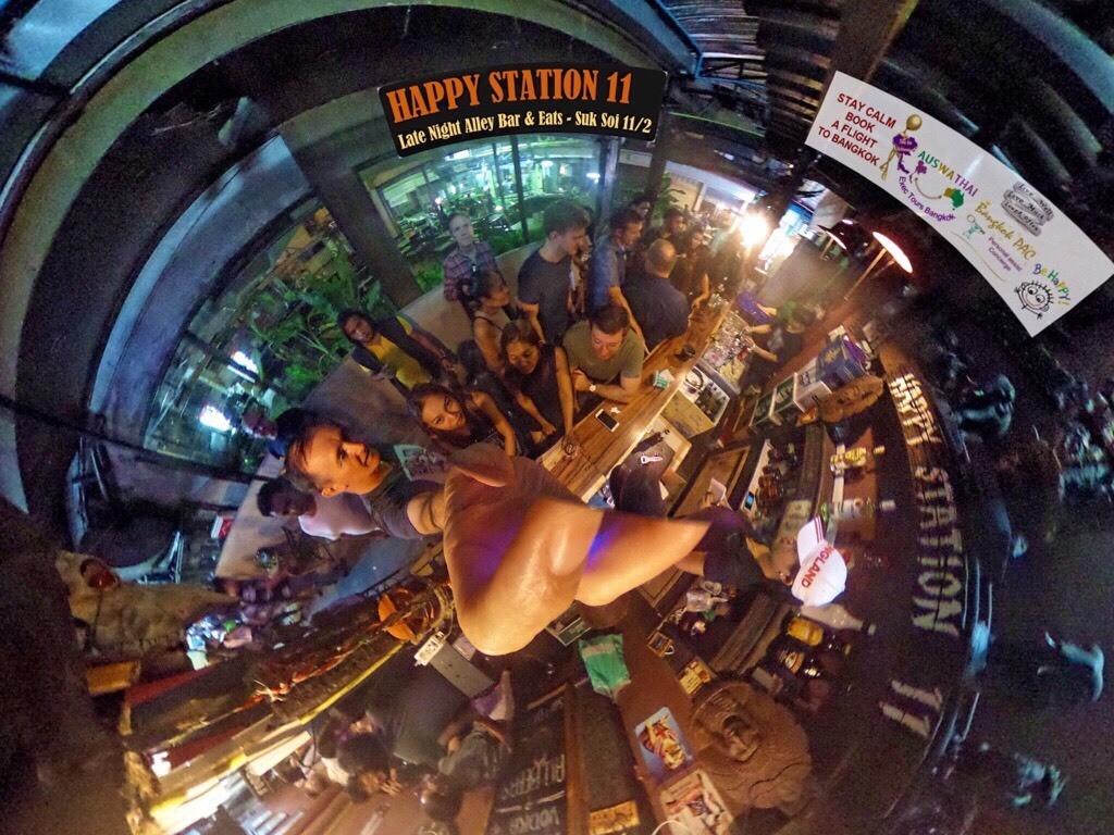 Bangkok Adventure  - Magazine cover