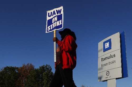 UAW letter to GM indicates that strike won't end quickly