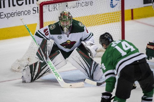 Seguin's two third-period goals lift Stars over Wild