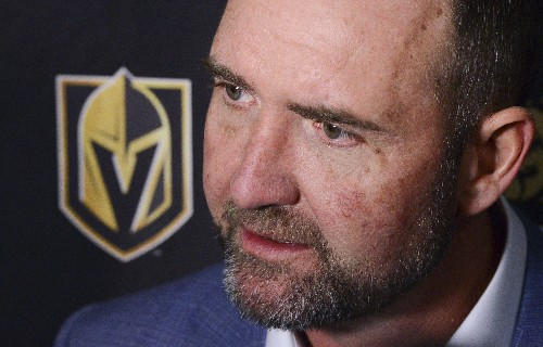 Golden Knights beat Senators in DeBoer's debut with Vegas