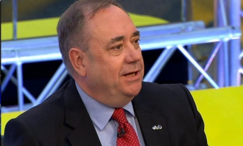 Alex Salmond says second Scotland referendum likely in event of Brexit
