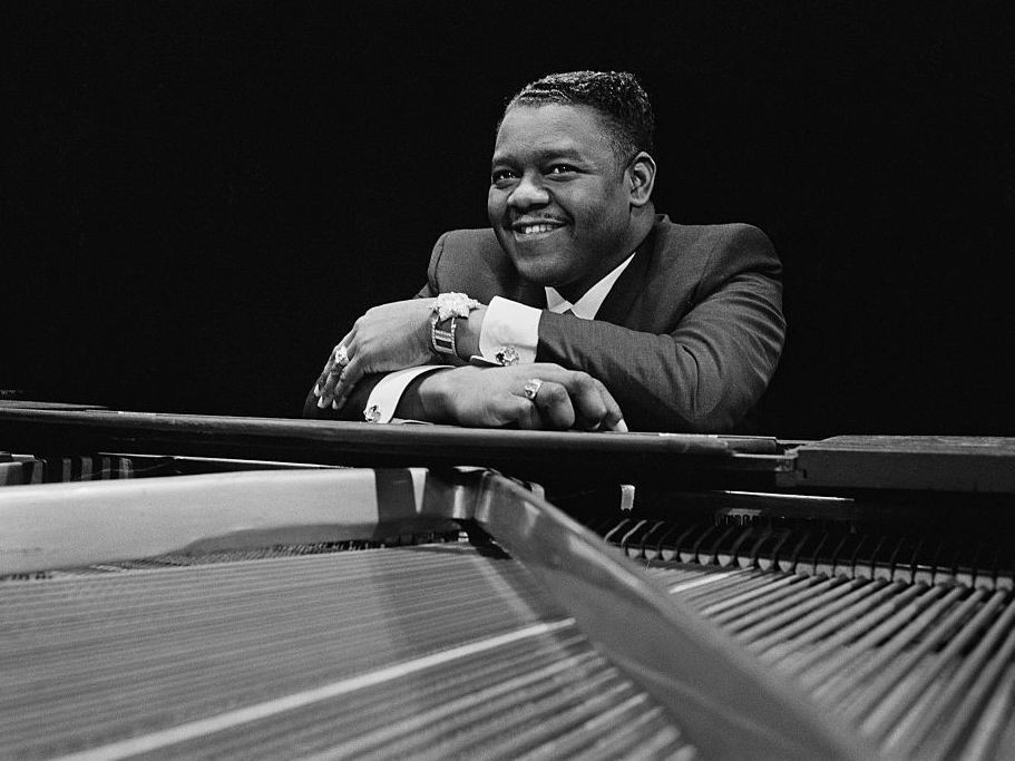 Fats Domino, Architect Of Rock 'N' Roll, Dead At 89