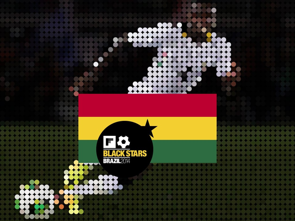 Ghana: World Cup 2014 - cover