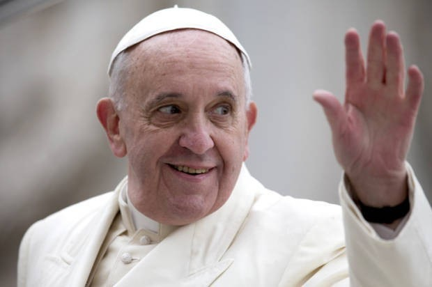 Pope reportedly holds private audience with transgender man