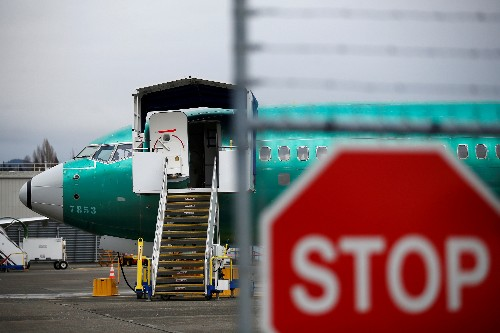 Timeline: Key events leading up to the firing of Boeing's CEO over the 737 MAX