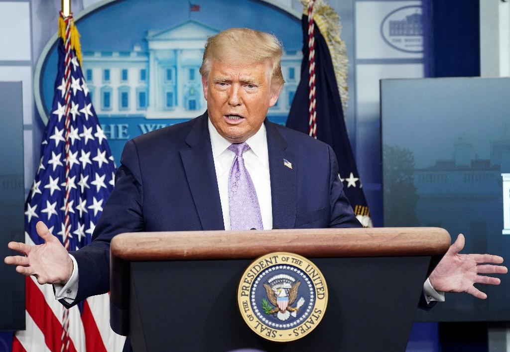 Manhattan DA says Trump not entitled to extra protection from grand-jury subpoena