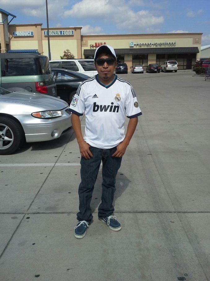 Aunque haya perdido el Madrid... Mi corazón siempre sera blanco, puro merengue...