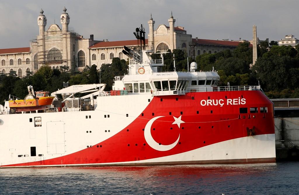 La Turquie poursuit son exploration en Méditerranée orientale