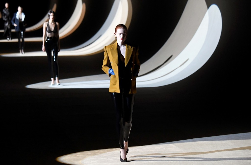 Paris Fashion Week Is In Full Swing: Pictures