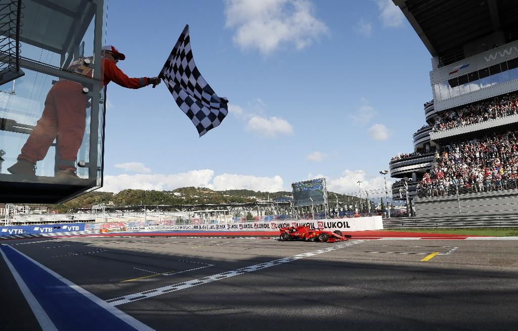 Formula One statistics for the Russian Grand Prix
