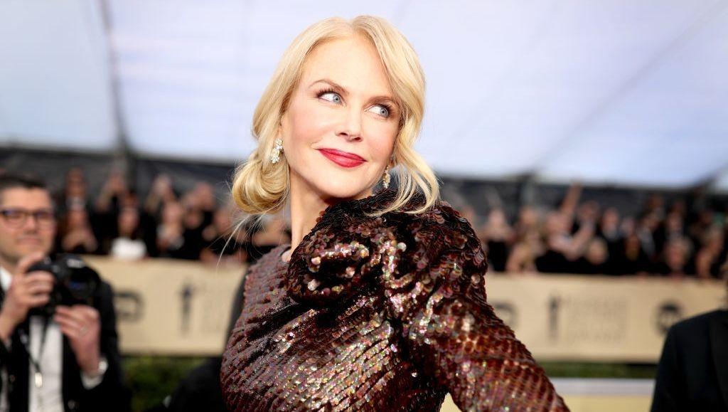 A Look Back At Nicole Kidman's Iconic Career