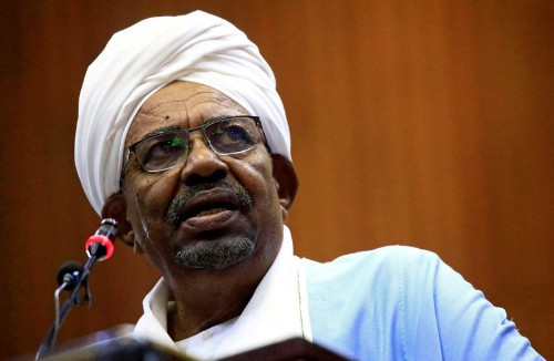 Ousted Sudan president to be sent for trial soon, prosecutor says