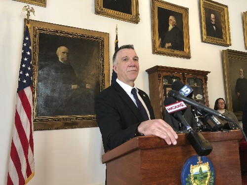 Republican governor says Trump 'shouldn't be in office'