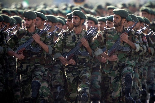 Iran will retaliate in kind if U.S. designates Guards as terrorists: MPs