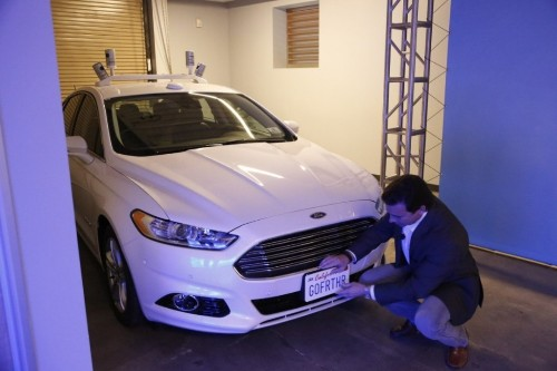 With Autonomous Driving Permit In Hand, Ford Targets $5.4 Trillion Transportation Market