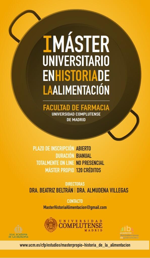 Historia De La Alimentación  - cover