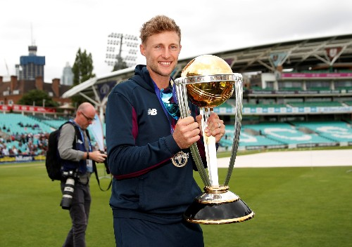 World Cup success can spur England to Ashes glory: Root