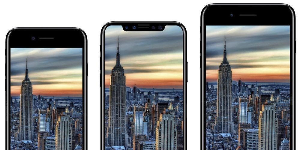 Major Apple casemakers updating internal SKUs to 'iPhone 8', iPhone 8 plus and iPhone Edition