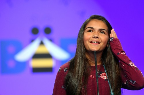 Tears and Cheers at the National Spelling Bee: Pictures