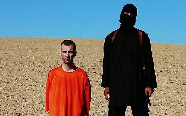 British hostage David Haines beheaded by Islamic State terrorists
