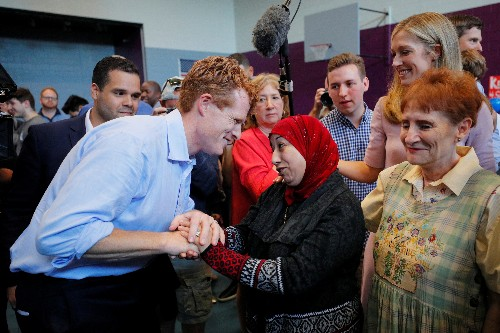 Joe Kennedy III launches primary campaign for Senate seat in Massachusetts