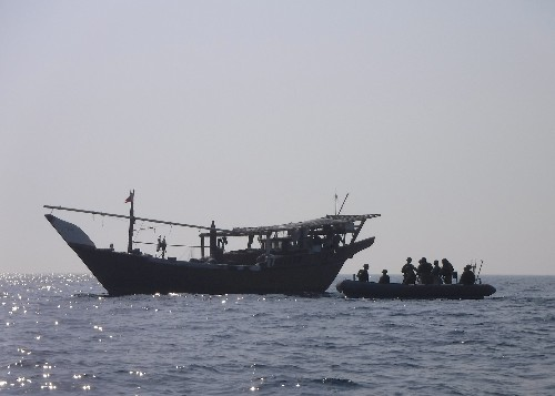 Iran fast-boats preventing towing of damaged Altair tanker: source