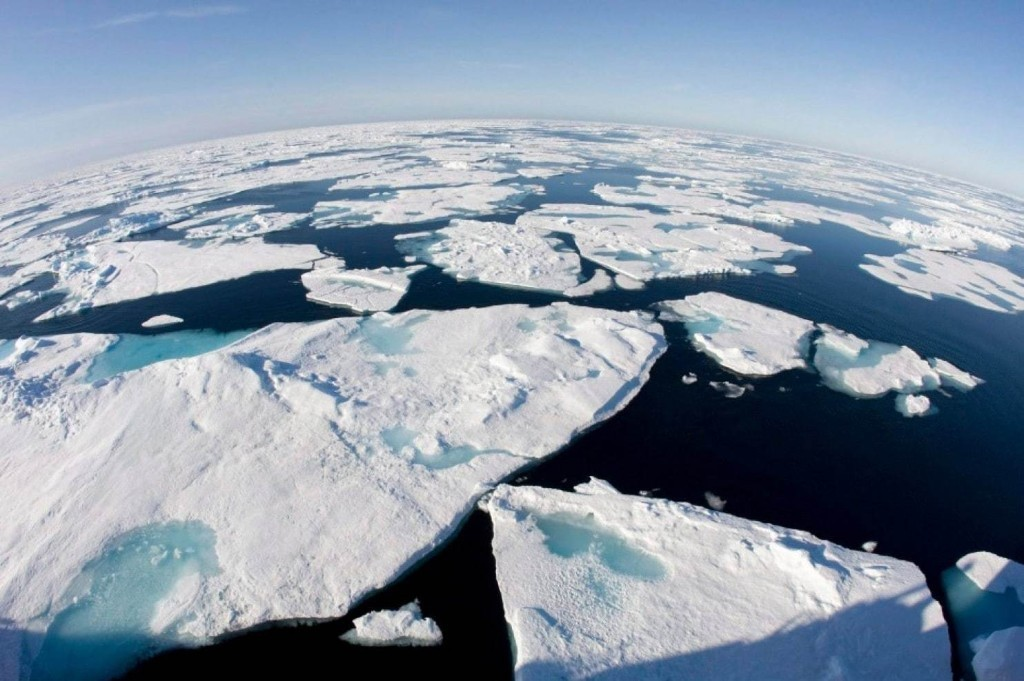 Scientists just measured a rapid growth in acidity in the Arctic ocean, linked to climate change