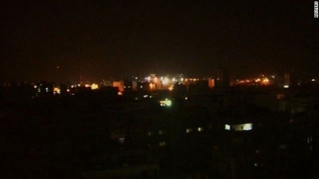 Gaza cease-fire in question