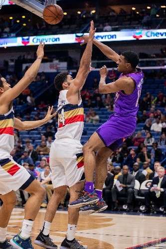 Technical foul helps seal Suns' OT win over Pelicans