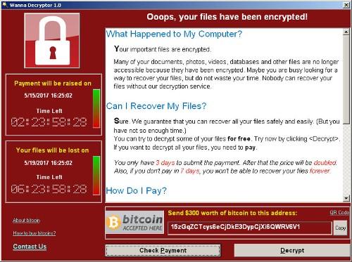 Cyberattacks - cover