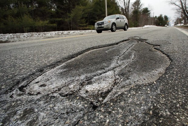 An Infrastructure Startup for All Those Crumbling Roads