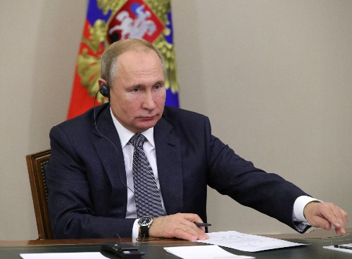 Putin signs law making Russian apps mandatory on smartphones, computers