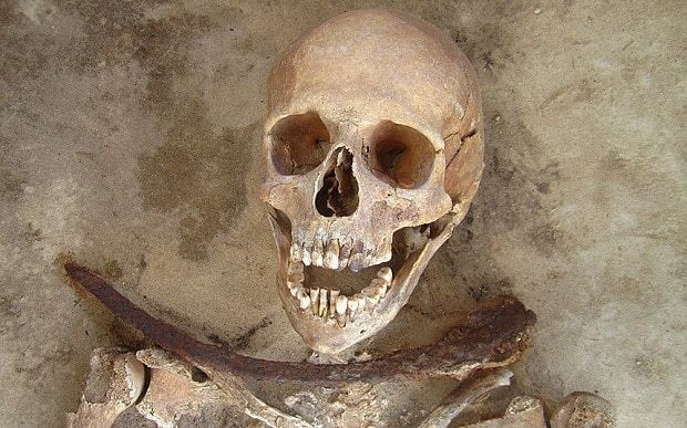 Graves of 'vampires' discovered in Poland were cholera victims
