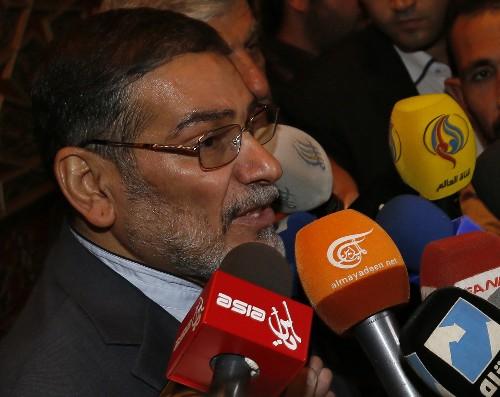 Iran says it has many options to neutralize 'illegal' U.S. sanctions: Tasnim