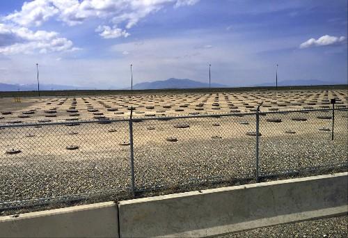 Agency could keep Three Mile Island nuclear debris in Idaho