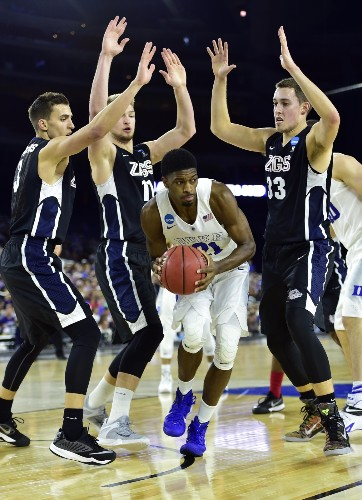 Duke, Michigan State Go to Final 4