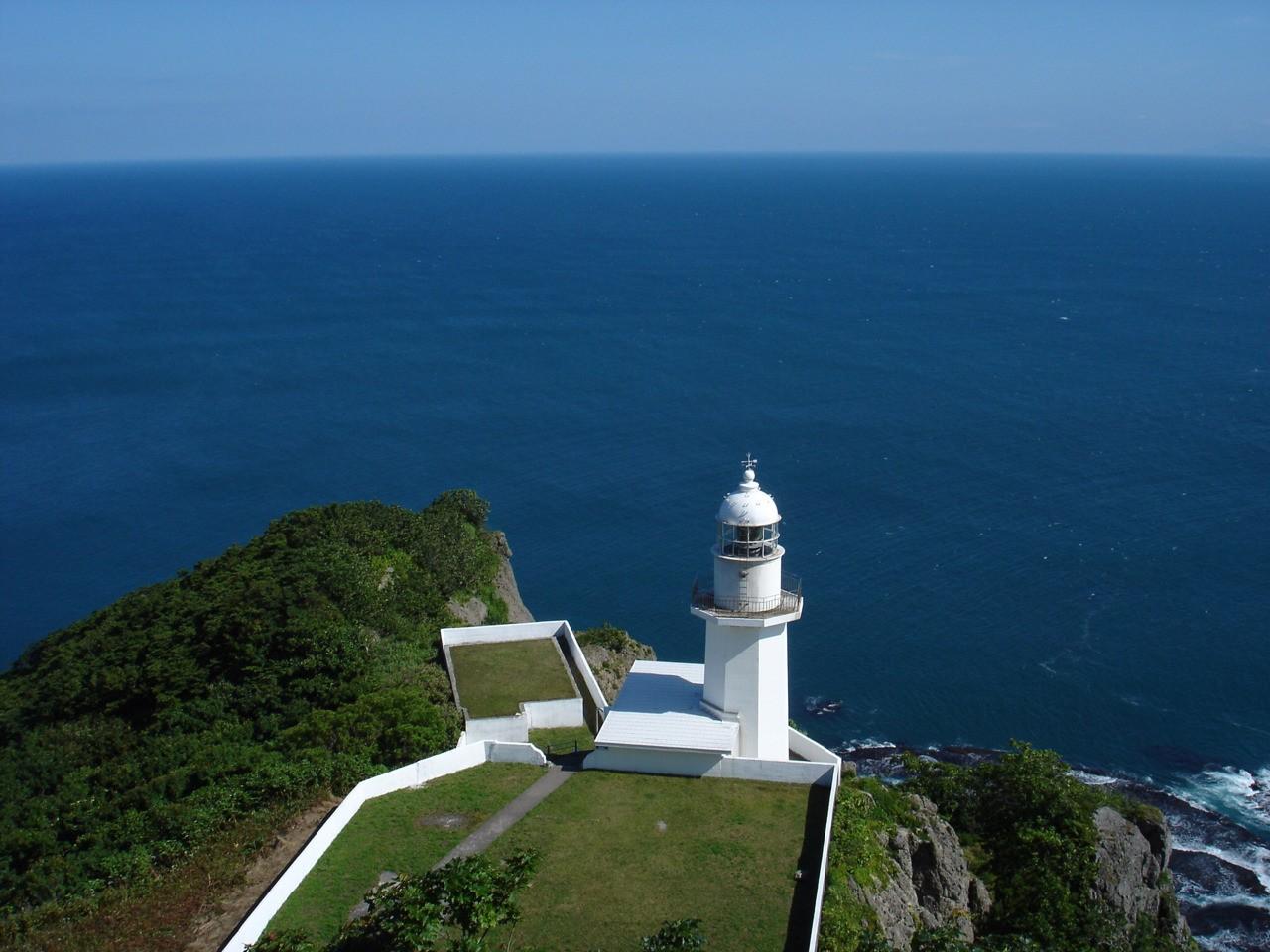 일본에서 보는 태평양