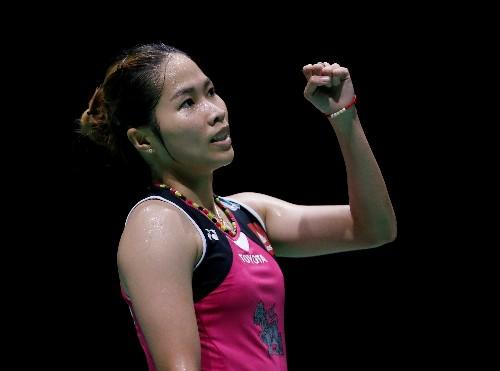 Thailand's Intanon cleared of doping charge