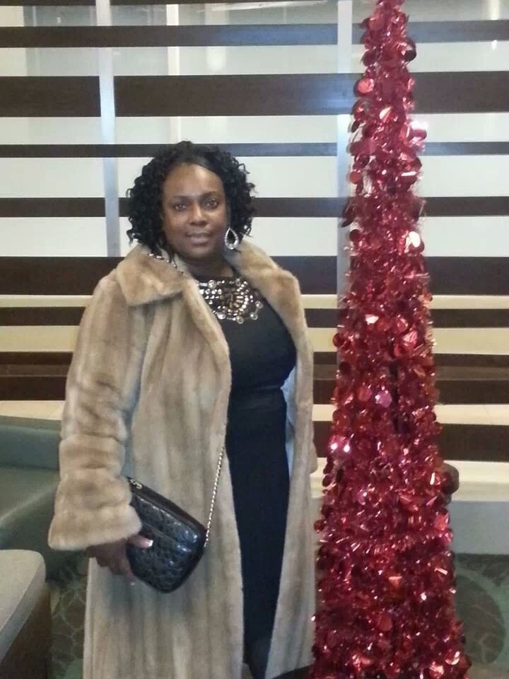 My granny yall....she nice wen she step out....luv dis woman 2 death