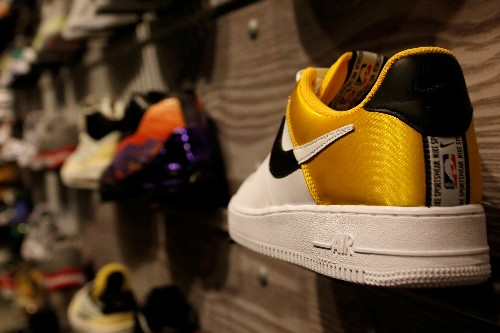 Technical foul: Chinese traders in online sneaker market punish NBA after HK controversy